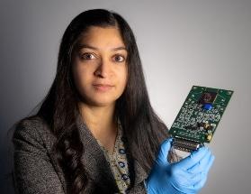NASA Technologist Receives Technology Development Award to Create Nanomaterial-Based Detector