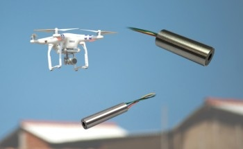 NewTek Miniature LVDTs Offer Reliable Position Feedback for Monitoring Flight Parameters of Unmanned Aerial Vehicles
