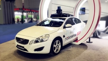 RoboSense & Partners Launch Smart Sensor Systems for Smart Transportation at Shanghai Auto Show