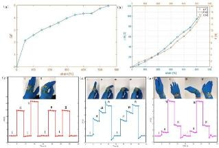Researchers Develop Room-Temperature Liquid Metal-Based Super-Stretchable Sensor