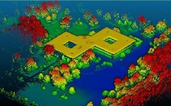 Simultaneous Hyperspectral Imaging & LiDAR Sensing Platform