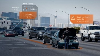 New Road Hazard Alert System can Improve Driver Safety and Fuel Other New Services