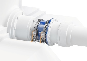 Voith Adds Intelligence to Torque Limiting Couplings and Maximizes Driveline Performance with Dtect