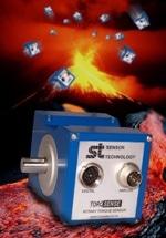 Sensor Erupts with Volcanic Data