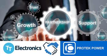 TT Electronics Enters into Partnership with Protek Power