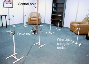 Researchers Demonstrate a New, Easy Way to Charge Devices Wirelessly