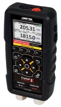 Handheld Pressure Calibrator for Oil and Gas, Process Control Verification