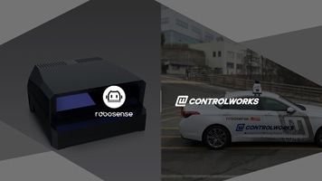 Robosense Announces Partnership with Controlworks to Provide Smart LiDAR Sensor Systems to Korean Automotive Industry