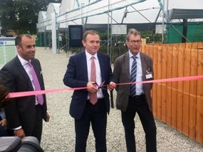 The New WET (Water Efficient Technologies) Centre, Based at NIAB EMR in East Malling, Kent, is Now Open