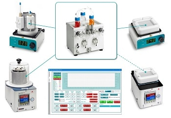Applications Optimisation from Modular Flow Systems