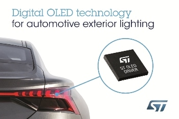 STMicroelectronics and Audi AG Cooperate to Develop and Deliver Next-Generation Automotive Exterior Lighting Solutions