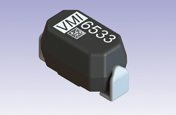 VMI's New HV Diode Process Improvement and Product Traceability