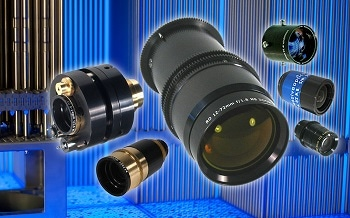 Focus on Radiation Tolerant Zoom Lenses