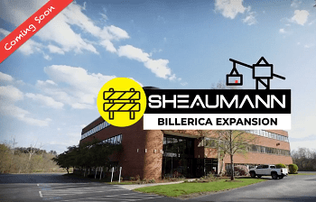 Sheaumann Laser Facilitates Major Expansion with Relocation to Billerica, MA