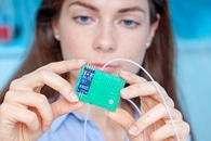 A Highly Sensitive Pressure Sensor for Wearable Applications