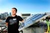QUT Installs Solar-Powered Environmental Nano Sensor Station