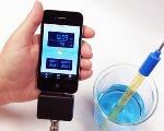 Sensorex Model PH-1 Meter Application For iPhones And iPads