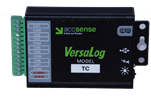 The New Accense VersaLog Product Line by CAS DataLoggers