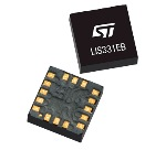 Miniature Smart Sensor with 3-Axis Accelerometer by STMicroelectronics