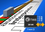 iC-Haus Releases iC-TW8 Precision Interpolation Circuit for 16 bits with Automatic Correction
