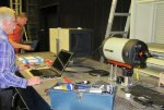 Innovative Star Field Simulator for NASA Checked at Sensor Test Lab