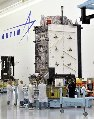 Lockheed Martin Deliver Full-sized Prototype GPS Satellite to Cape Canaveral Air Force Station