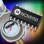 ON Semiconductor Introduces Integrated Slave Transceiver for Two-Wire M-BUS Applications
