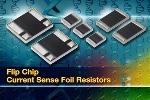 VFR Releases New High Precision Foil Surface-Mount Current Sensing Flip Chip Resistors