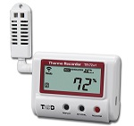 Temperature & Humidity Data Loggers Now Wi-Fi Connected