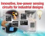 Texas Instruments Introduces Four New Sensing Circuits