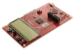 Texas Instruments Introduces Low-Power MCUs with On-Chip LCD Controller