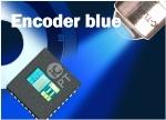 iC-Haus Single-Chip Optical Encoders Use Blue LEDs