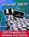 Semtech Introduces 33V High-Performance Transient Voltage Suppression Device for Protecting Industrial Sensors