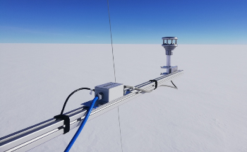 Weather Monitoring in Extreme Conditions