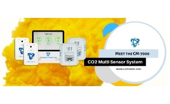Leader in Gas Detection Launches New CM-7000 Multi-Sensor System to Exceed All Standards