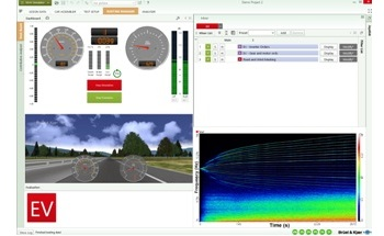 New NVH Simulator 2019.1 Release Improving Electric Vehicle Modelling