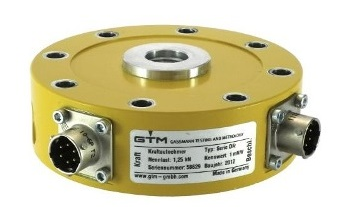 GTM Granted Patent for Force-Acceleration Transducer