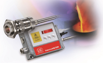 New Ratio Pyrometer has a Lower Temperature Start Point and a Faster Response Time