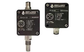 AW-Lake Introduces the EDGE Flow Sensor with Bluetooth that Provides an Analog, Pulse or Modbus Interface for Flow Meters