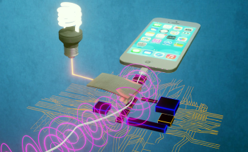 Energy Source Tapped for Powering Smart Sensor Networks