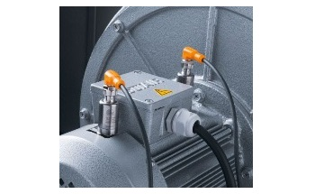 New ifm Sensor Simplifies Condition Monitoring