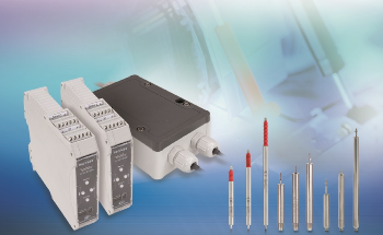 Complete Range of Miniature Controllers for Inductive Displacement Sensors Covers all Application Requirements