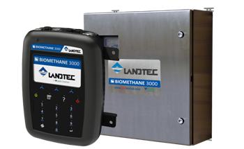 QED Environmental Systems Highlights LANDTEC® BIOMETHANE 3000 Fixed Analyzer