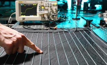 New Sensor Detects Fabric Deformation to Monitor Vital Movements