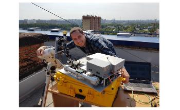 New Sensing Method Allows Precise Remote Measurements of Wind Speed