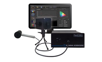 Precision Test Solution for Blue Light Hazard Evaluation from Gamma Scientific