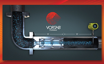 New Video Demonstrates Vortab Flow Conditioners