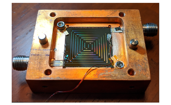 New Sub-Kelvin Mini-Thermometer for Superconductor-Based Quantum Computers