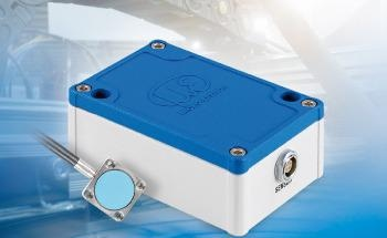 Active Capacitive Measurement System with Integrated Preamplifier Offers Flexible Cable Lengths Up to 15m for Automation, Machine Building and Robotics
