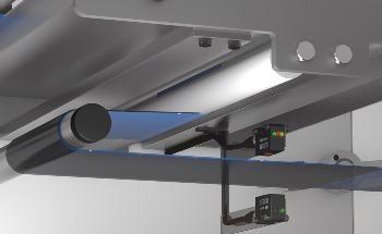 New Ultrasonic Sensor Options Simplify Double Sheet Detection